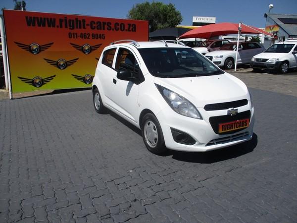 2015 Chevrolet Spark Pronto 1.2 FC Panel van Gauteng North Riding_0
