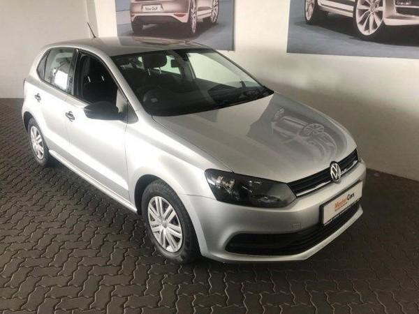 2017 Volkswagen Polo 1.2 TSI Trendline 66KW Gauteng Edenvale_0
