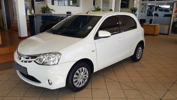2016 Toyota Etios 1.5 Xs 5dr  Kwazulu Natal Richards Bay_0