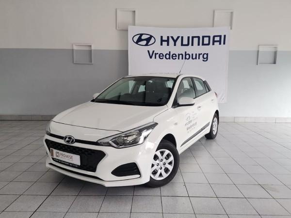 2019 Hyundai i20 1.2 Motion Western Cape Vredenburg_0