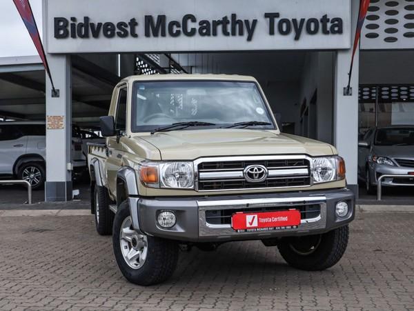 2018 Toyota Land Cruiser 79 4.2d Pu Sc  Kwazulu Natal Richards Bay_0