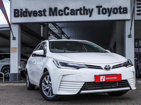 2021 Toyota Corolla Quest 1.8 Exclusive CVT Kwazulu Natal Richards Bay_0