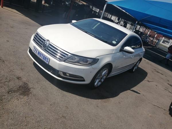 2012 Volkswagen CC 2.0 Tdi Dsg  Gauteng Sandton_0