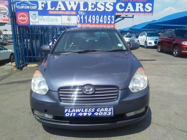 2010 Hyundai Accent 1.6 Sr  Gauteng Johannesburg_0