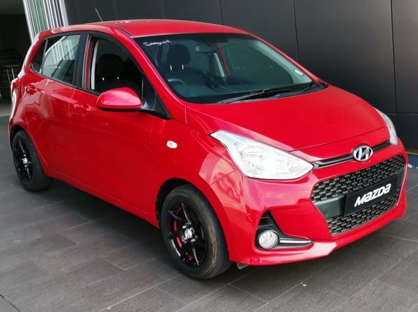 2017 Hyundai Grand i10 1.25 Motion Gauteng Roodepoort_0