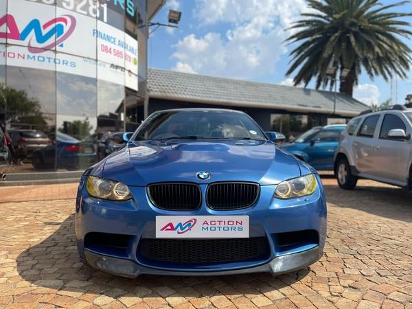 2010 BMW M3 Coupe M Dynamic M-dct  Gauteng Lenasia_0