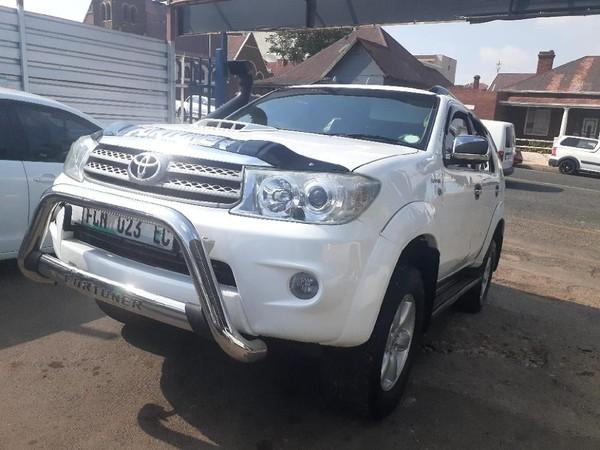 2010 Toyota Fortuner 3.0d-4d Rb  Gauteng Johannesburg_0
