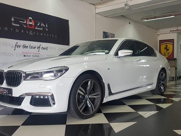 2017 BMW 7 Series 740i M Sport Kwazulu Natal Durban North_0