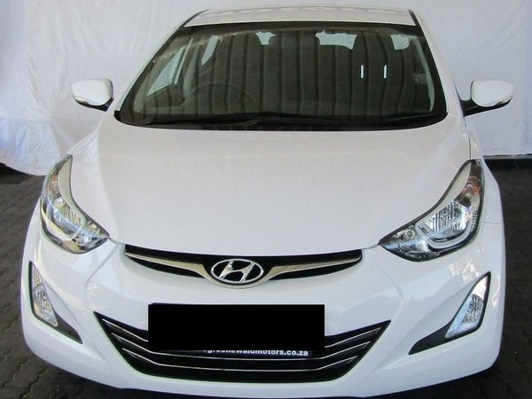 2016 Hyundai Elantra 1.6 Premium Western Cape Goodwood_0
