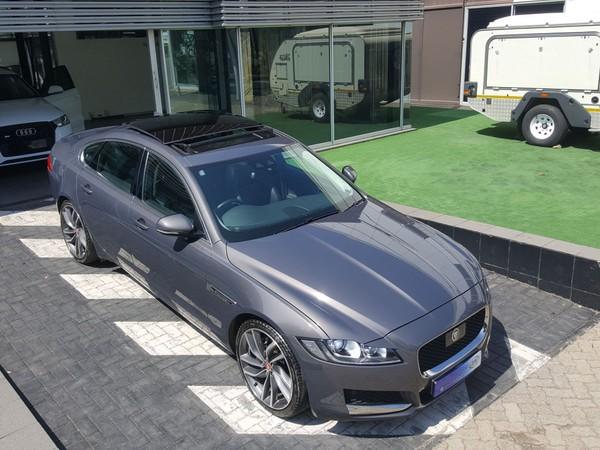 2017 Jaguar XF 2.0 D Prestige Gauteng Midrand_0