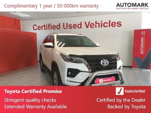 2021 Toyota Fortuner 2.8GD-6 4x4 Auto Gauteng Springs_0
