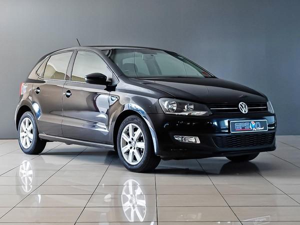2011 Volkswagen Polo 1.6 Comfortline 5dr  Gauteng Nigel_0