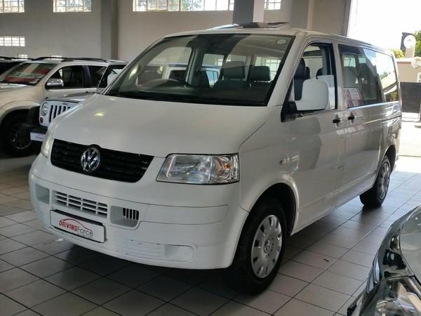 2009 Volkswagen Transporter 1.9 TDI Crew Bus Panel Van Western Cape Wynberg_0