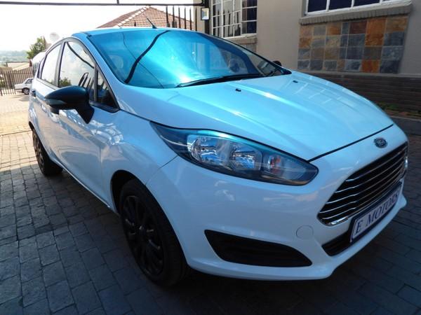 2016 Ford Fiesta 1.4 Ambiente 5-Door Gauteng Bramley_0