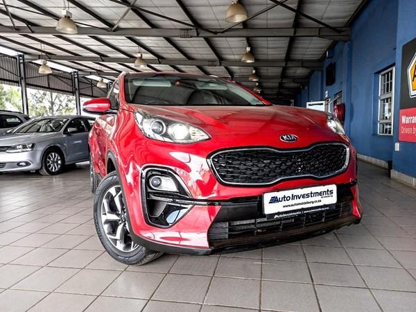 2020 Kia Sportage 2.0 CRDi EX Auto Mpumalanga Middelburg_0
