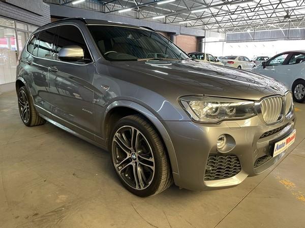 2017 BMW X3 xDRIVE 30d M Sport G01 Free State Bloemfontein_0