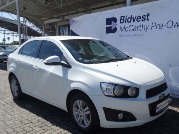 2014 Chevrolet Sonic 1.6 Ls At  Gauteng Pretoria_0