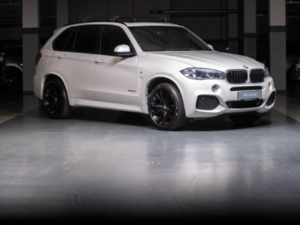 2016 BMW X5 xDRIVE30d M-Sport Auto Western Cape Tokai_0