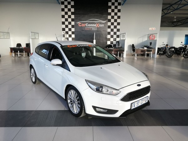 2017 Ford Focus 1.0 Ecoboost Ambiente 5-Door Eastern Cape East London_0