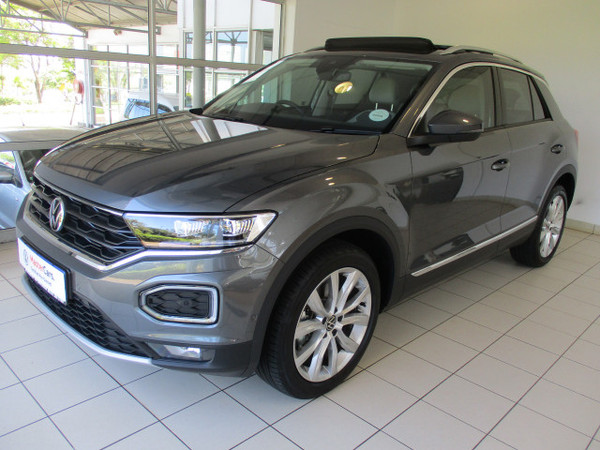 2021 Volkswagen T-Roc 2.0 TSI Design 4MOT DSG Kwazulu Natal Umhlanga Rocks_0