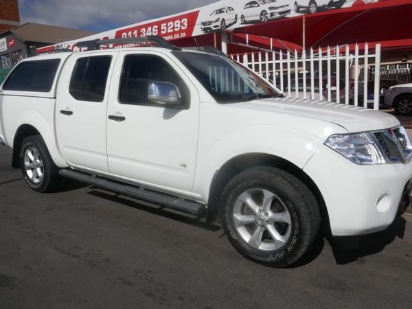 2011 Nissan Navara 3.0 Dci  Le At 4x4 Pu Dc  Gauteng Johannesburg_0