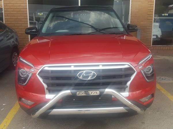 2021 Hyundai Creta 1.5D Executive Auto Gauteng Benoni_0