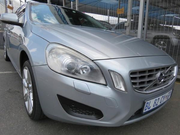 2011 Volvo V60 T4 Excel Powershift  Gauteng Johannesburg_0