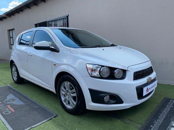 2012 Chevrolet Sonic 1.4 Ls  Gauteng Boksburg_0
