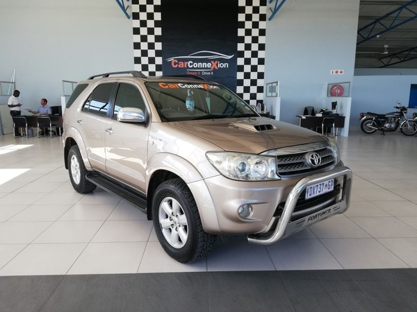 2009 Toyota Fortuner 3.0d-4d Rb At  Eastern Cape East London_0