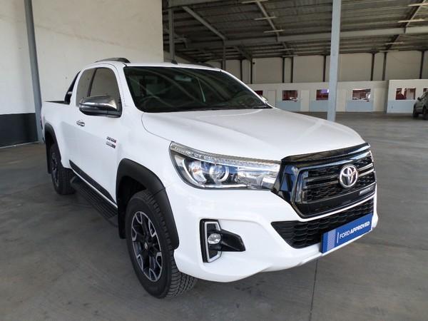 2020 Toyota Hilux 2.8 GD-6 RB Raider 4X4 Auto PU ECAB Limpopo Polokwane_0