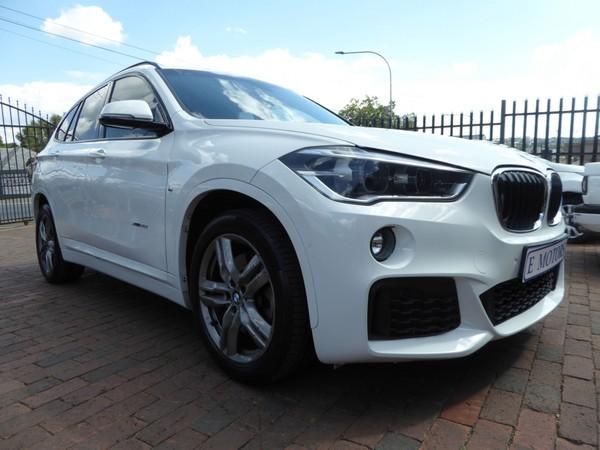 2016 BMW X1 sDRIVE20i M Sport Auto Gauteng Bramley_0