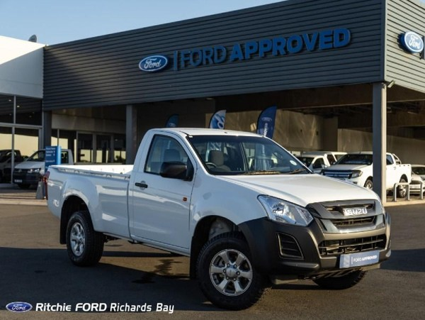 2021 Isuzu D-MAX 250C Fleetside Single Cab Bakkie Kwazulu Natal Richards Bay_0