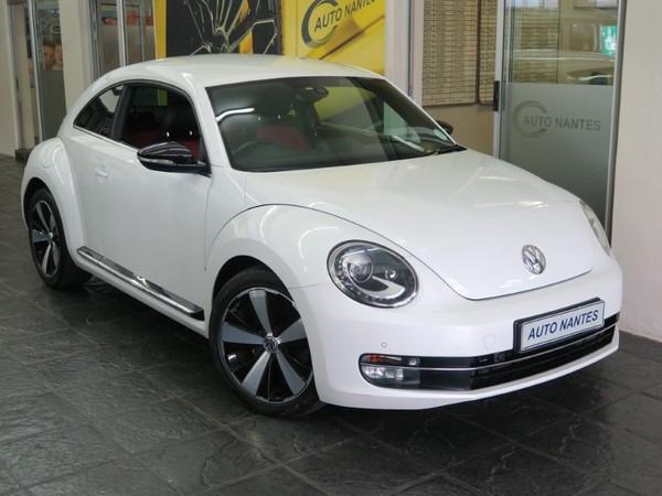 2014 Volkswagen Beetle 1.4 Tsi Sport Dsg  Western Cape Paarl_0