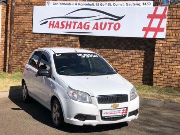 2012 Chevrolet Aveo 1.6 L 5dr  Gauteng Kempton Park_0