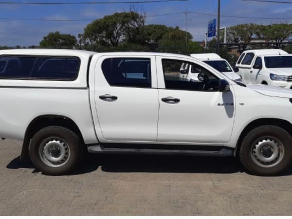 2016 Toyota Hilux 2.4 GD-6 RB SRX Double Cab Bakkie Gauteng Pretoria_0