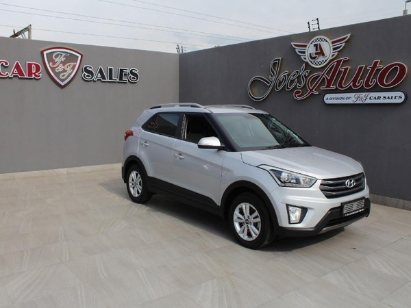 2018 Hyundai Creta 1.6D Executive Auto Gauteng Vereeniging_0