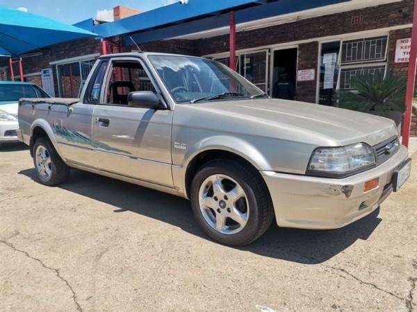 1999 Ford Bantam 1600i Leisure Pu Sc  Gauteng Brakpan_0