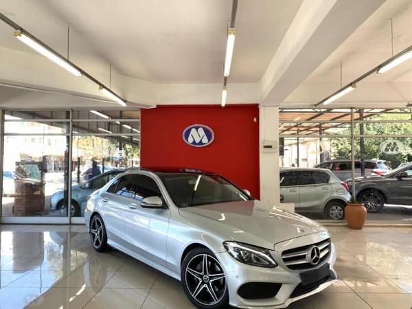 2018 Mercedes-Benz C-Class C200 Auto Gauteng Vereeniging_0