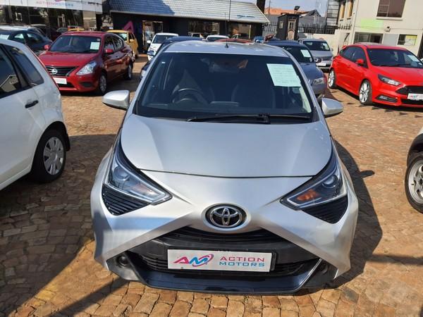 2020 Toyota Aygo 1.0 X-Clusiv 5-Door Gauteng Lenasia_0