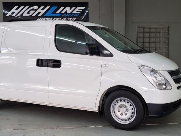 2011 Hyundai H-1 Crdi Pv  panelvan kombi tdi transporter van toneo Gauteng Vereeniging_0
