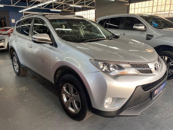 2016 Toyota RAV4 2.0 GX Auto Free State Bloemfontein_0