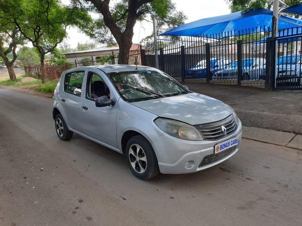 2012 Renault Sandero 1.4 Ambiance  Gauteng Pretoria West_0