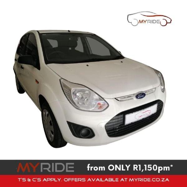 2015 Ford Figo 1.4 Ambiente  Western Cape Paarl_0