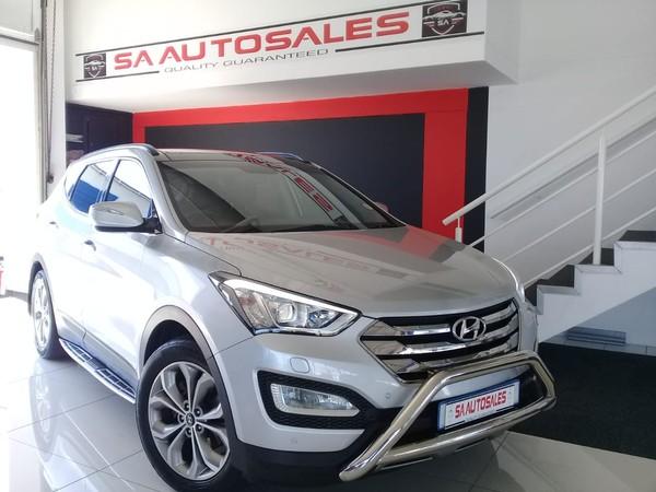 2013 Hyundai Santa Fe R2.2 Awd Elite 7s At  Kwazulu Natal Pinetown_0