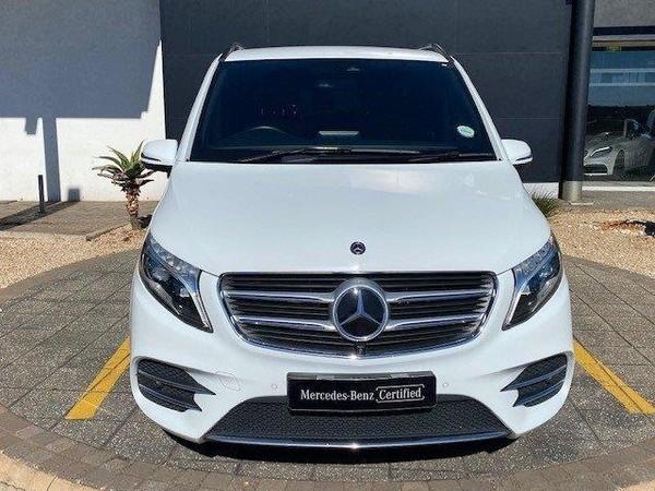 2019 Mercedes-Benz V-Class V 250 Bluetec Avantgarde Auto Mpumalanga Witbank_0