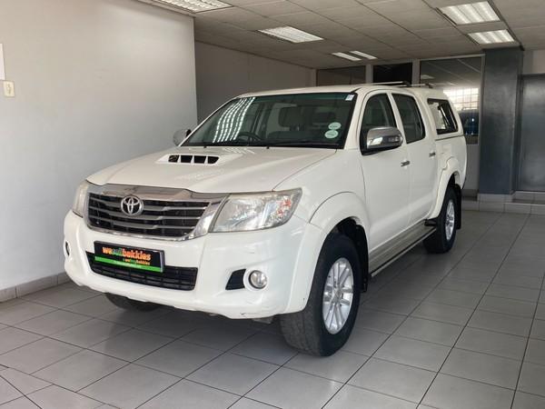 2014 Toyota Hilux 2.5 D-4d Vnt 106kw Rb Pu Dc  Gauteng Pretoria West_0