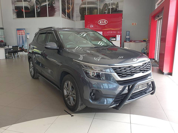 2021 Kia Seltos 1.5D EX Auto Free State Bethlehem_0