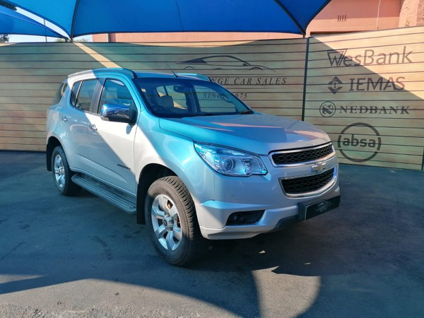 2013 Chevrolet Trailblazer 2.8 Ltz At  Gauteng Rosettenville_0