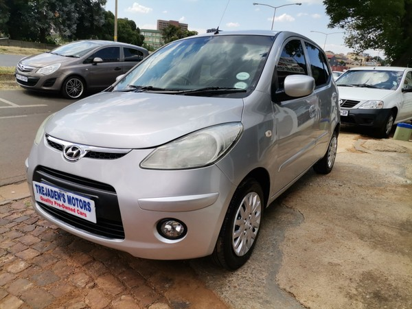 2009 Hyundai i10 1.2 Gls Hs  Gauteng Kempton Park_0