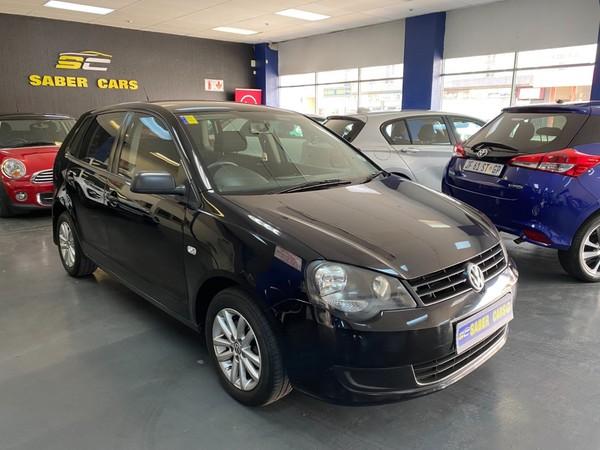 2010 Volkswagen Polo Vivo 1.6 Trendline 5Dr Gauteng Benoni_0